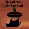 Похищение коров (Royal cow abduction)