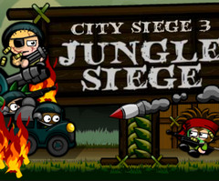 Город в осаде 3: Осада джунглей (City Siege 3 — Jungle Siege)