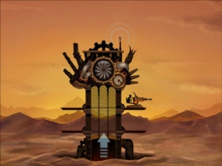 Башня Стимпанк (Steampunk Tower Defense)