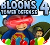 Tower Defense: Блунс 4 (Bloons Tower Defense 4)