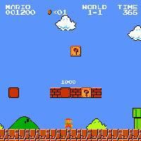 Классический Супер Марио